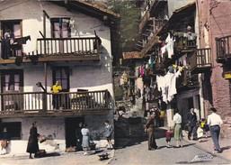 ESPAGNE---FONTARABIE--un Vieux Quartier Pittoresque--voir 2 Scans - Guipúzcoa (San Sebastián)