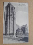 LISSEWEGHE Kerk Zuidwest Kant ( Thill ) Anno 19?? ( Zie Foto Voor Details ) !! - Brugge