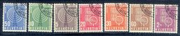 S98- Postal Used Stamps Of Switzerland. Helvetia. Telecommunication. Tower. Antina. CTO. First Day Cancellation. - Switzerland
