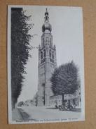 Toren Van St. Katherinakerk Hoogte 105 Mtr. ( Henri Meyers Wouters ) Anno 19?? ( Zie Foto Voor Details ) !! - Hoogstraten