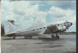 El Dorado Colombia Air Airways - Airlines DC3 Airlines DC-3 Douglas Dc 3 HK-2666 - 1946-....: Moderne