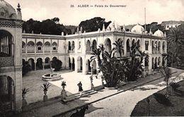 ALGERIE - ALGER - PALAIS DU GOUVERNEUR - Alger