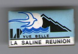 PIN S    PORCELAINE   LA SALINE REUNION     LP VUE BELLE      LYCEE - Villes