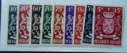 716/24 Mnh** - Bélgica