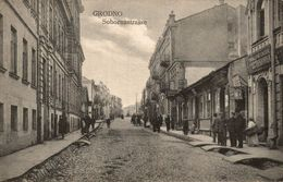 BELARUS GRODNO SOBORNASTRASSE - Belarus
