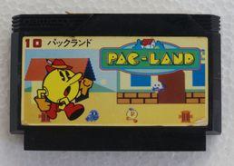 Famicom : Pac-Land NPL-4500, 10 - Electronic Games