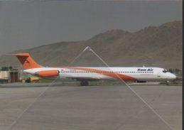 Kam Air Airways - Airlines MD.83 Airways MD 83 Kagar Airs Douglas MD83 YA-KMF - 1946-....: Era Moderna