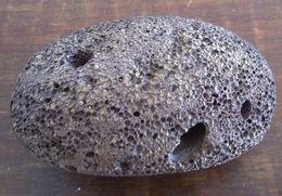 Pumice Holystone Pumice-stone Pemza ,weight 99 Gram,9x7x5 Cm - Minerals