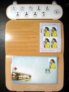 Thailand Stamp 2011 The Red Cross - Princess Maha Chakri Sirindhorn Pack - Thailand