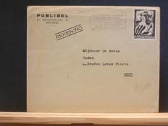 70/698   LETTRE IMPRIME  BELGE TARIF 60C. - Belgium