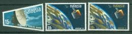 Malaysia: 1970   Satellite Earth Station   MNH - Malasia (1964-...)