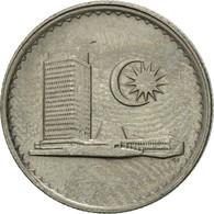 Malaysie, 10 Sen, 1982, Franklin Mint, TTB+, Copper-nickel, KM:3 - Malaysie