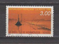 FRANCE / 1998 / Y&T N° 3167 : Passage Du Gois / Île De Noirmoutier - Usuel - France