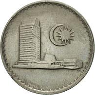 Malaysie, 10 Sen, 1981, Franklin Mint, TTB+, Copper-nickel, KM:3 - Malaysie