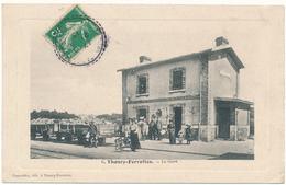 THOURY FEROTTES - La Gare - France