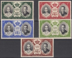 Du N° 473 Au N° 477 - X X - ( E 1875 ) - Monaco