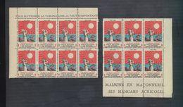 Lutte Contre La Tuberculose - 1ère Campagne 1927 - Croce Rossa