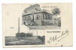 Gruss Aus Oberbetschdorf - Fabrik - Gasthaus Zur Dicken Eiche - France