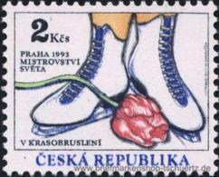 Tschechien 1993, Mi. 2 ** - Nuovi