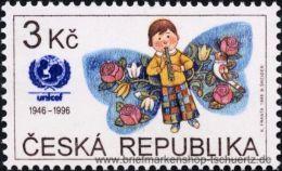 Tschechien 1996, Mi. 121 ** - Nuovi