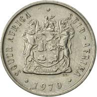 Afrique Du Sud, 10 Cents, 1970, British Royal Mint, TTB+, Nickel, KM:85 - Seychelles