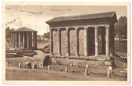 Roma - Tempii Della Fortuna Virile E Di Vesta - 1933 - Roma