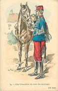 PIE 17-T-4562 : CHEF D'ESCADRON DU TRAIN DES EQUIPAGES - Uniformen