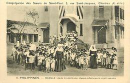 PIE 17-T-4573 : PHILIPPINES  MANILLE - Philippines