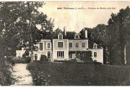 CPA N°5014 - TALENSAC - CHATEAU DE BINTIN - Andere Gemeenten