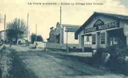84 - LA TOUR D'AIGUES - Entrée Du Village Côté Pertuis - La Tour D'Aigues