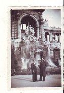 PHOTO - MARSEILLE - Palais Montchamp - Ft 8,5 X 5,5 Cm - Lieux