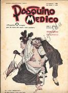 1952 - Pasquino Medico - Edizione Speciale Per I Medici - N° 1 Gennaio 1952 - Health & Beauty