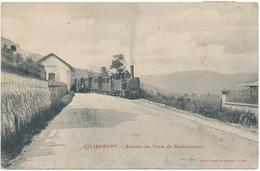 JULIENRUPT - Arrivée Du Tram De Remiremont - Autres Communes