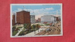 Public Square  Ohio > Cleveland> Ref 2655 - Cleveland