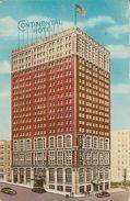Baltimore-kansas City-missouri-hotel Continental-cpsm - Kansas City – Missouri