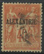 Alexandrie (1899) N 13 (o) - Usados