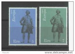 IRLANDE Yvert 304 / 305 Europa 1974 Série Complète Neuve ** MNH Luxe - 1949-... Republic Of Ireland