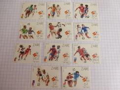 """Espana 82"" - Coupe Du Monde De Football  - 1981 - Zaïre - World Cup"