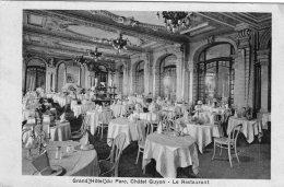 CHATEL GUYON GRAND HOTEL DU PARC LE RESTAURANT 1910 TBE - Châtel-Guyon
