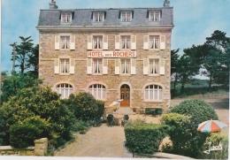CPM ILE GRANDE - Hôtel Restaurant Des Rochers - Autres Communes