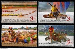THAÏLANDE 2017 - Festival Traditionnel Thai - 4 Val Neufs // Mnh - Thailand