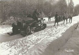 CPM Autochenille CITROEN KEGRESSE Chamonix 1932 - Postcards