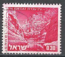 Israel 1971. Scott #466 (U) En Avedat Landscape's - Israel