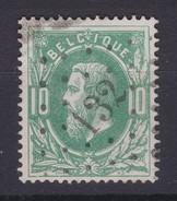 N° 30  LP 132 FONTAINE L EVEQUE - 1869-1883 Leopoldo II