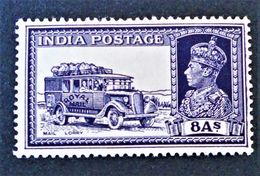 GEORGE VI 1937/41 - NEUF * - YT 153 - Inde (...-1947)