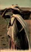 Algérie - Scènes Et Types - Femme Nomade - Women