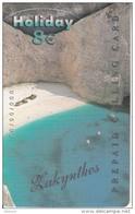 GREECE - Zakynthos Island/Navagio Beach, Holiday By Amimex Prepaid Card 8 Euro, Tirage 5000, 05/03, Mint - Greece