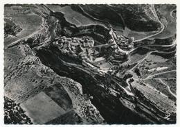 CPSM - MINERVE (Hérault) - Vue Générale Aérienne Sur Le Pittoresque Village De Minerve - Altri Comuni