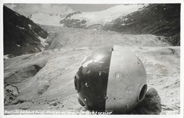 Ballongondel Prot - Piccards Am Gurgler Ferner - Much Heiss - Carte N° 3785 Non Circulée - Espace