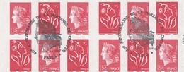 FRANCE 2007 CARNET LES 40 ANS DE LA MARIANNE DE CHEFFER OBLITERE 1ER JOUR - YT 1515 -  TDA180C - Carnets